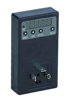 High Voltage Solenoid Valve Timer 110V - 240VAC Electric Digital Timer Automatic